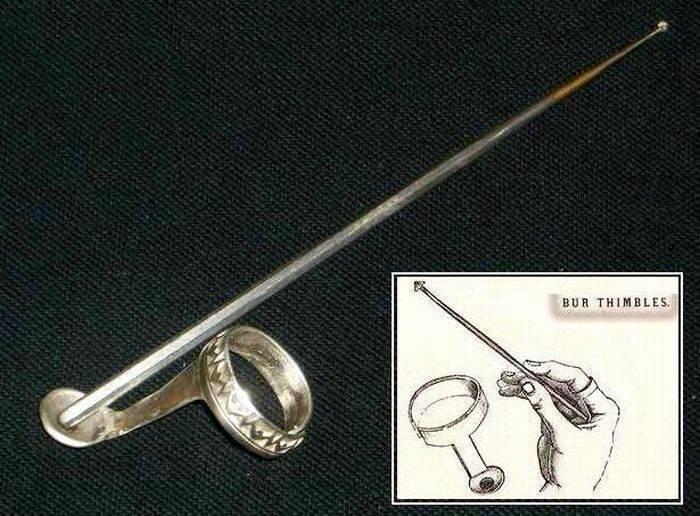 Narzędzia dentystyczne sprzed lat 4