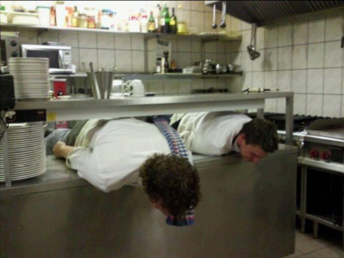 Planking - zabawa w leżenie 85