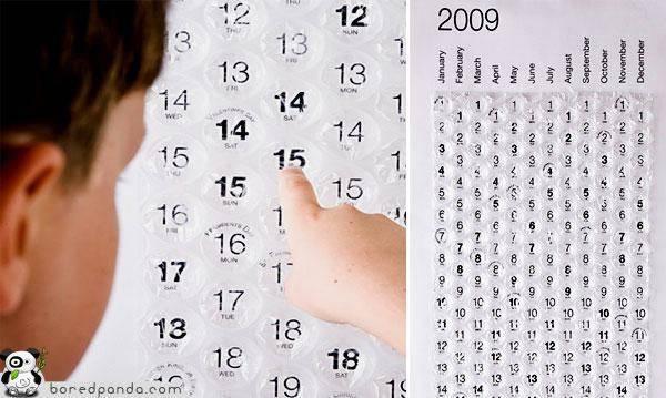 Oryginalne kalendarze 8