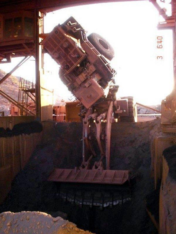 Wypadki w kopalniach odkrywkowych 18