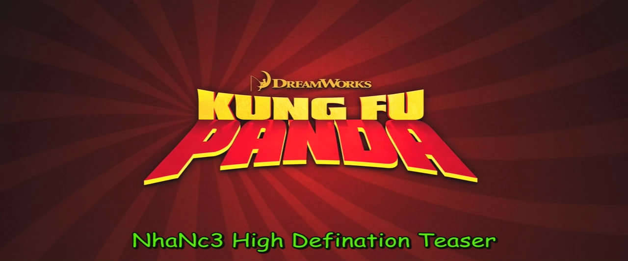 Kung Fu Panda 2008 720p Teaser NhaNc3 preview 0