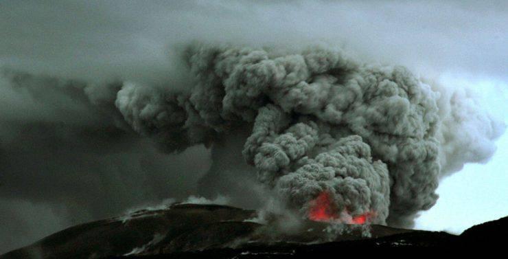 Pył wulkaniczny 25