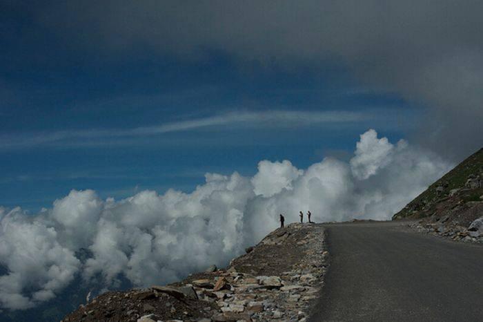 Ponad chmurami 24