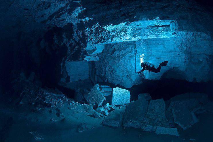 Eksploracja jaskini Orda 14