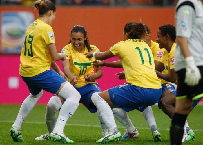MŚ w Piłce Nożnej Kobiet 2011 25
