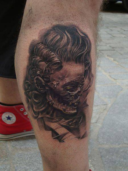 Super tatuaże #2 50