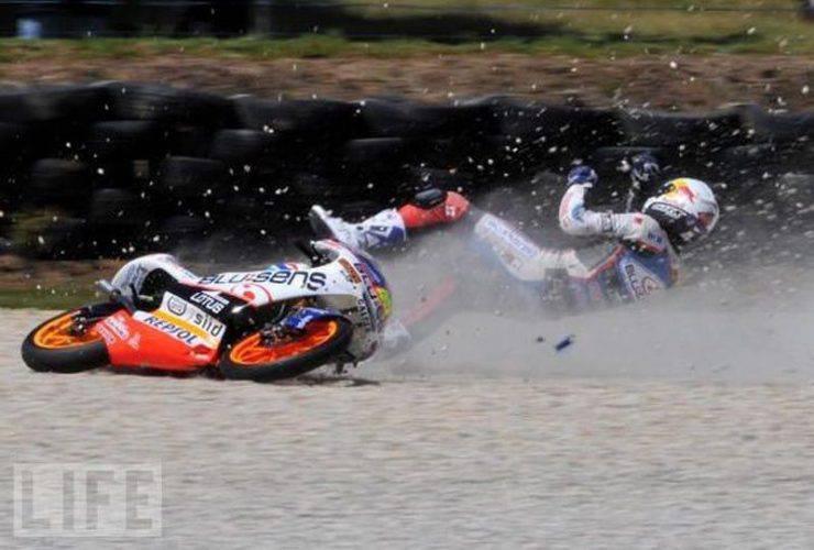 Wypadki motocyklistów #2 9