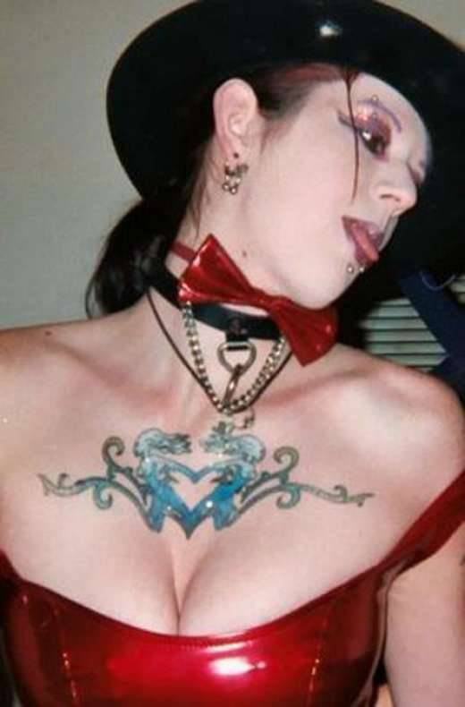 Kobiece tatuaże #2 14