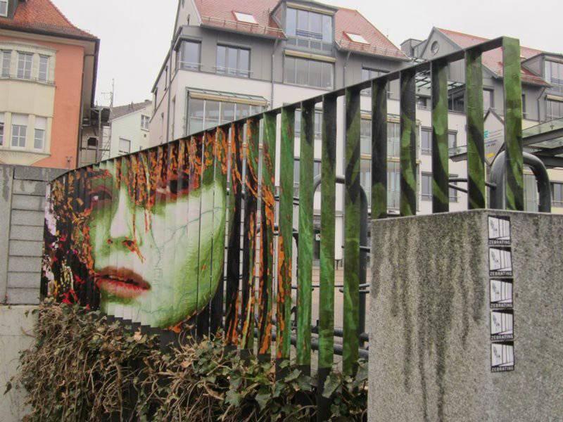 Street Art: Zebrating 2