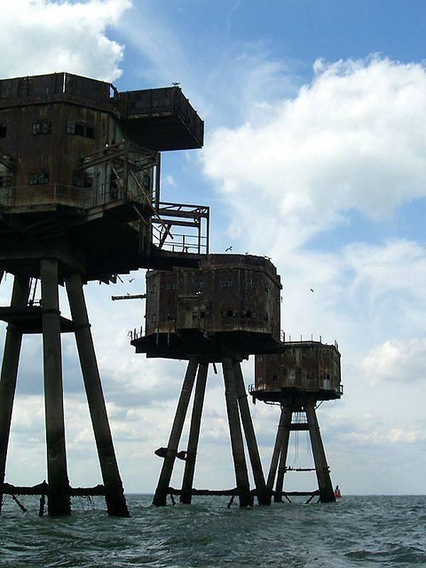Bunkry na morzu 3