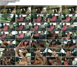 Cherry Poppins - Exgf Gets Fucked On BangBus - BangBros/ BangBus (2012/ HD 720p)