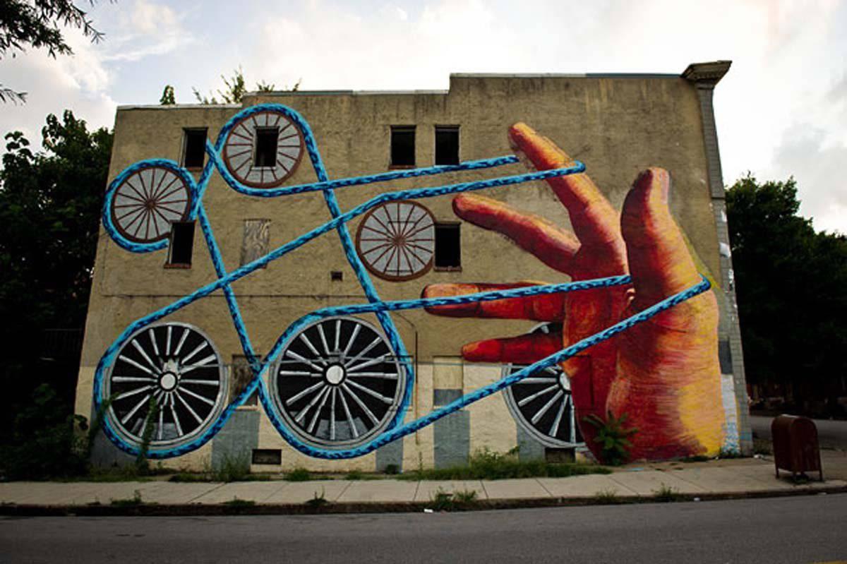 Street Art: Murale 4