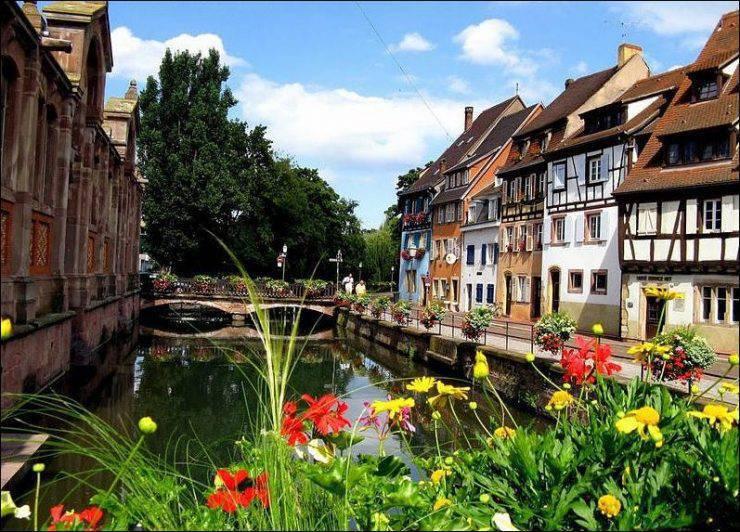 Miasta świata - Colmar [Francja] 46