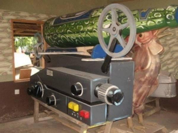 Nietypowe trumny z Ghany 26
