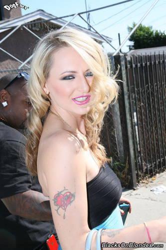 BlacksOnBlondes.com - Natasha Starr