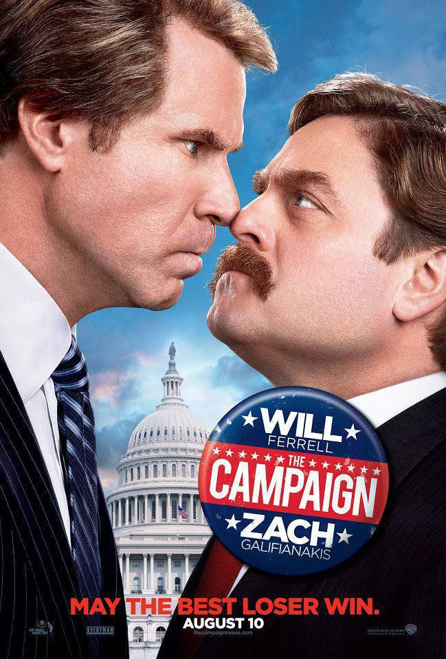 The Campaign 2012 Extended BRRIP Xvid