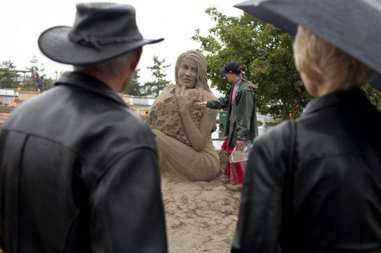 Mistrzostwa Świata w Rzeźbie z Piasku 30