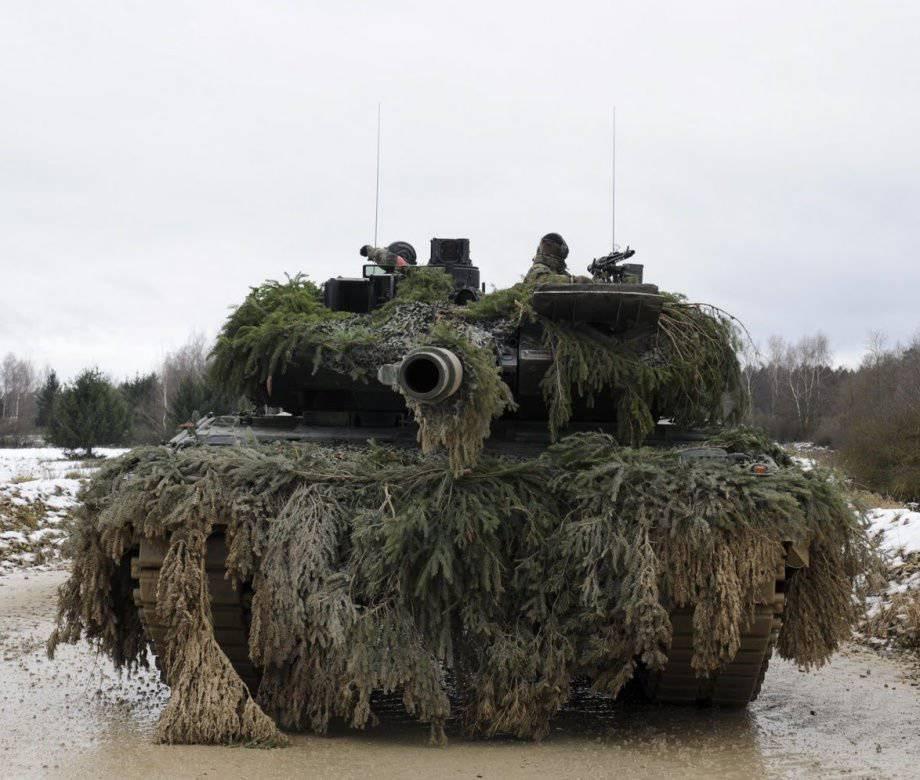 Kamuflaż wojskowy 38