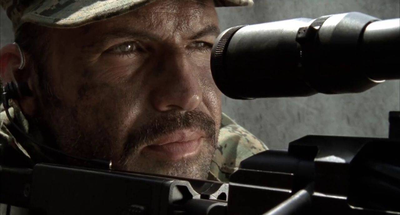 Sniper Reloaded (2011) 720p BRRip x264[Dual-Audio][English-Hindi] By Mafiaking [Team EXD]