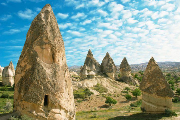 Nietypowe formacje skalne 23
