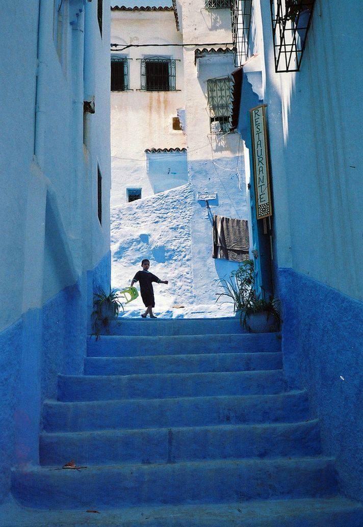 Shefshauen - niebieskie miasto 18