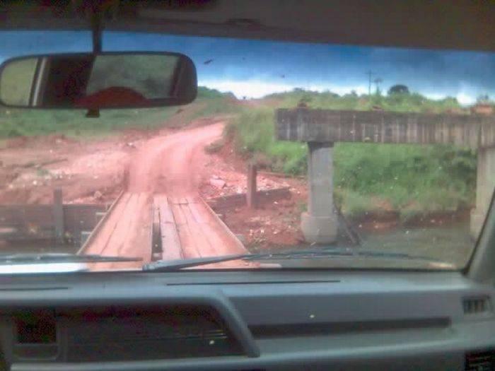 Transamazonika - najgorsza droga w Brazylii 11