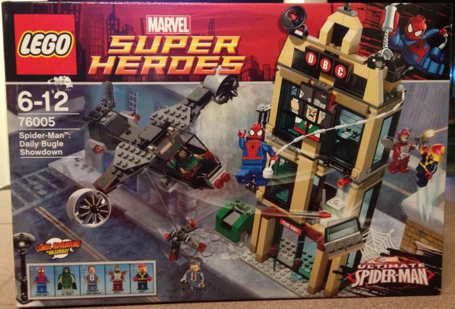 76005 Spider-Man Daily Bugle Showdown 17278462a1d6be555734f36299ae79ed0e353350