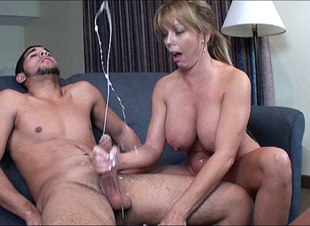 Big cum throat