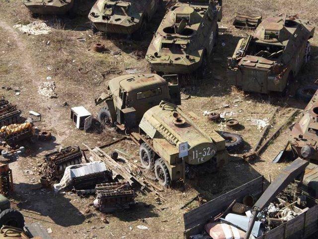 Złom w Czarnobylu 7