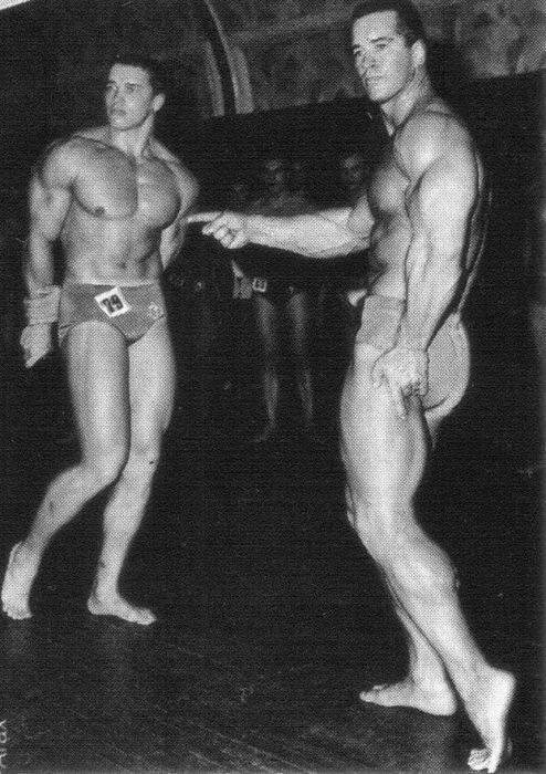 Arnold Schwarzenegger 74