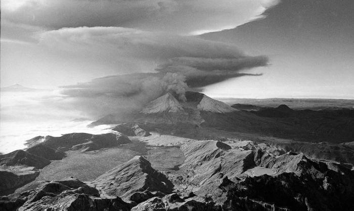 Erupcja Mount St. Helens w 1980 32