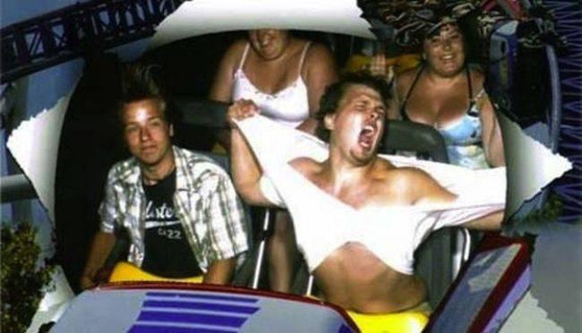 Porywający roller coaster 9