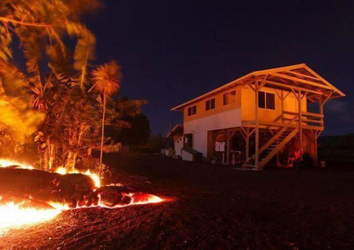Wulkan Kīlauea 1