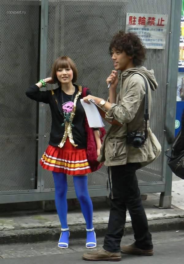 Najdziwniejsze trendy w Japońskiej modzie 56
