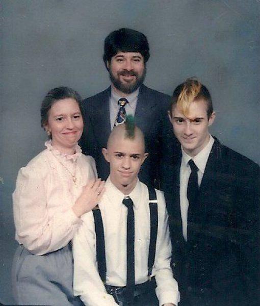 Najdziwniejsze zdjęcia z rodzinnych albumów #4 19
