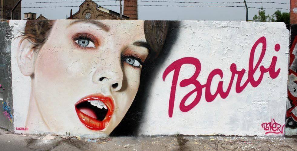 Street art - sztuka ulicy #5 28