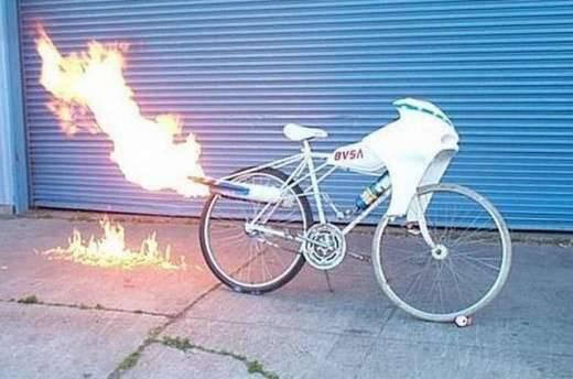 Najdziwniejsze rowery świata 20