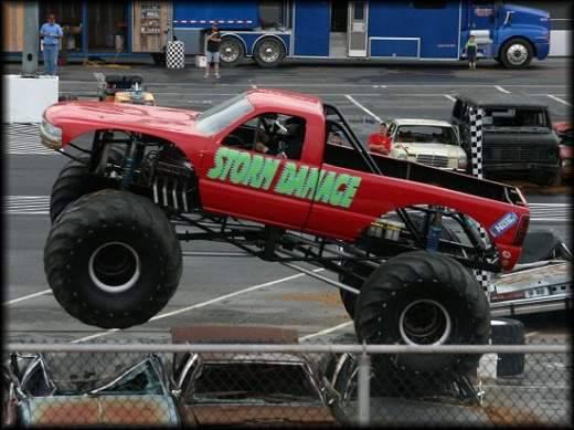 Monster truck 45