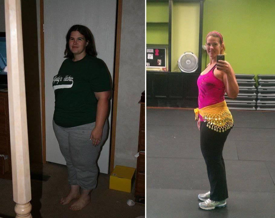 У меня очень большой вес как похудеть