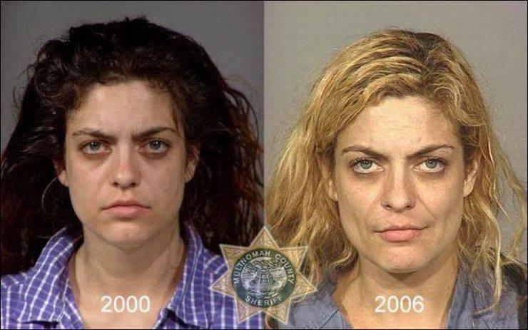 Jak narkotyki zmieniają ludzi 10