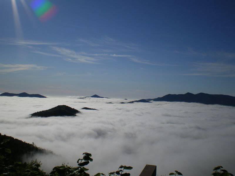 Taras ponad chmurami 5