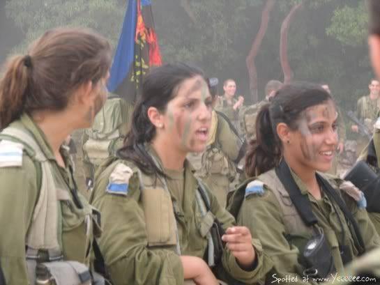 Laski z Izraelskiej armii 26