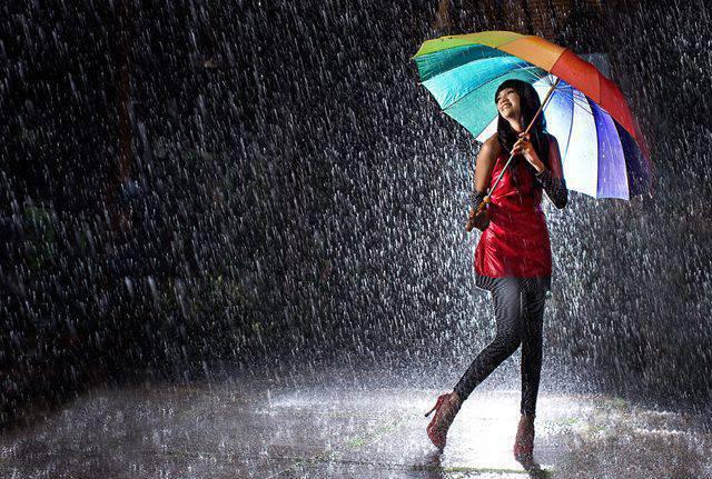 Świat w deszczu 2