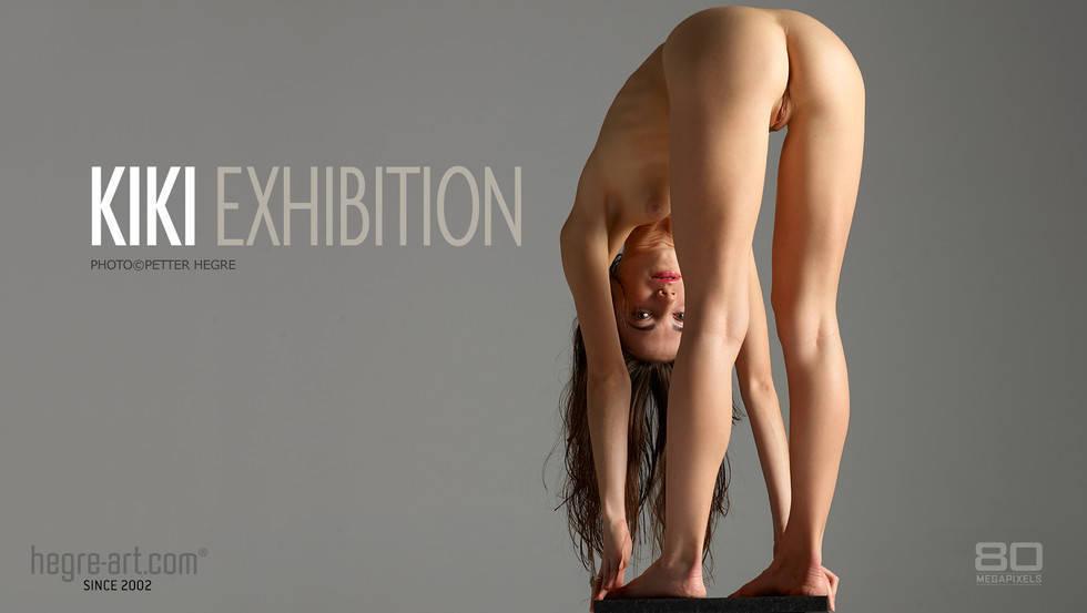 Hegre kiki exhibition sympathise with