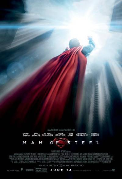 Man of Steel (2013) TS LINE XviD Feel-Free