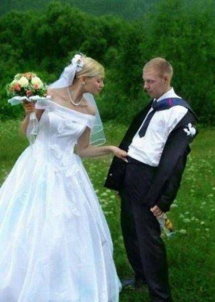 Zabawne zdjęcia ślubne #3 22