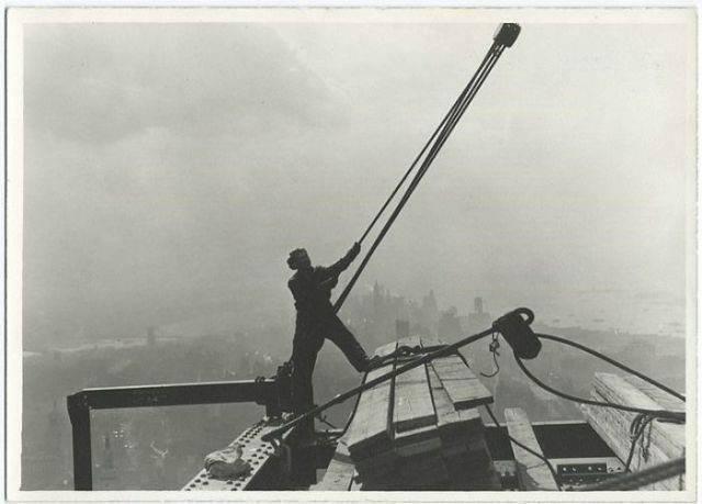 Budowa Empire State Building 12