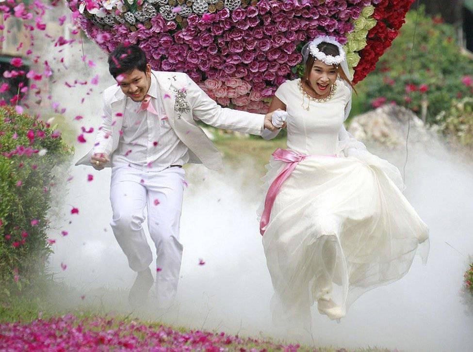 Najdziwniejsze zdjęcia ślubne #3 7