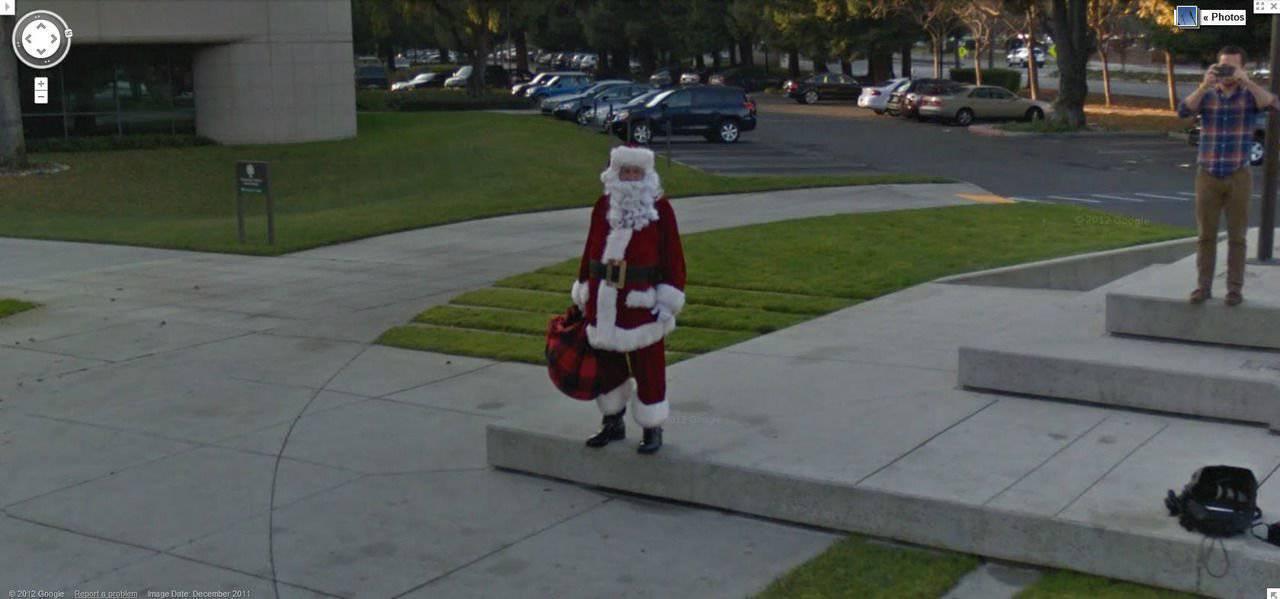 Nietypowe sceny z Google Street View #3 13