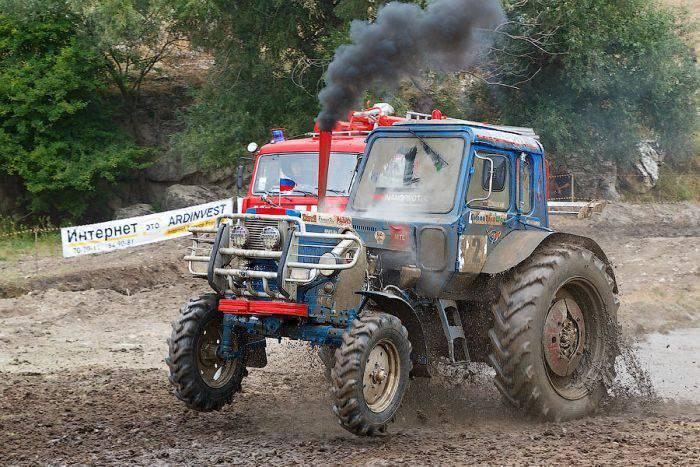 Wyścigi traktorów #2 15